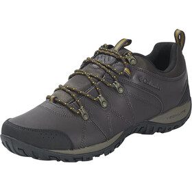 Columbia Peakfreak Venture Shoes Waterproof Men, cordovan, squash